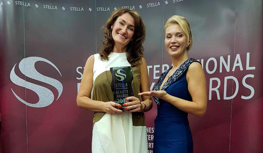 15 сентября 2018г  Stella International Beauty Awards